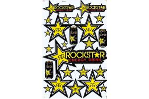 Rockstar-Energy Sickerset gelb